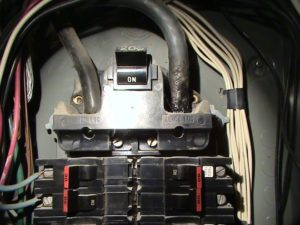 Federal Pacific Stab-Lok panel (Omaha Home Inspection)